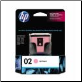 HP02 C8775WA Ink Cartridge LIGHT MAGENTA