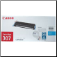 Canon CART307 Toner Cartridge CYAN CART307C