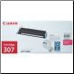 Canon CART307 Toner Cartridge MAGENTA CART307M