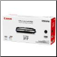 Canon CART317BK Toner Cartridge BLACK