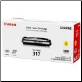 Canon CART317Y Toner Cartridge YELLOW