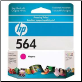 CB319WA HP-564 Ink Cartridge Std-Yield MAGENTA