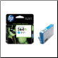 CB323WA HP-564 XL Ink Cartridge CYAN