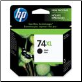 HP74 xl Ink cartridge CB336WA