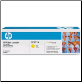 CC532A HP Toner Cartridge - 304A Yellow