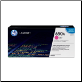 HP CE273A Magenta Toner Cartridge 650A Series