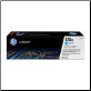 CE321A HP 128A Toner Cartridge Cyan Hi-Yield