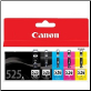 Canon CLi526 Ink Cartridge SET