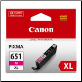 Canon CLI-651 XL Ink Cartridge MAGENTA