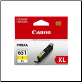 Canon CLI-651 XL Ink Cartridge YELLOW