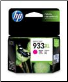 HP Officejet 933XL Ink Cartridge Hi-Yld Magenta CN055A