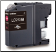 Brother LC233M Ink Cartridge MAGENTA