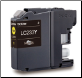 Brother LC233Y Ink Cartridge YELLOW
