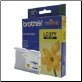 Brother LC37 Inkjet Cartridge LC37Y YELLOW