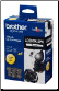 Brother LC38BK2PK Ink Cartridge 2 Pack Black