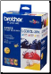Brother LC38CL3PK Ink Cartridge 3 Color Pack