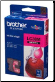 Brother LC38M Ink Cartridge MAGENTA