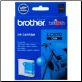 Brother LC57C Inkjet cartridge CYAN