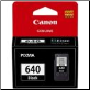 Canon PG640 Ink Cartridge BLACK