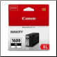 Canon PGI-1600 Ink Cartridge Hi-Yield BLACK