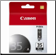 Canon PGI35BK Ink Cartridge & Printhead - Black