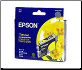 Epson T056 Ink Cartridge Yellow