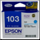 T1032 Epson Ink Cartridge Cyan