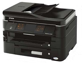 Epson Workforce 840 Printer Ink Cartridges